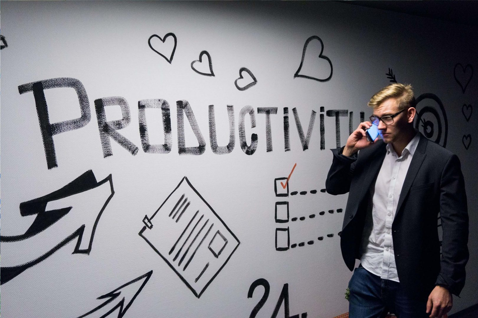 Don't fall into the productivity trap. Handling 10 projects at once will probably leave absolutely zero break time.