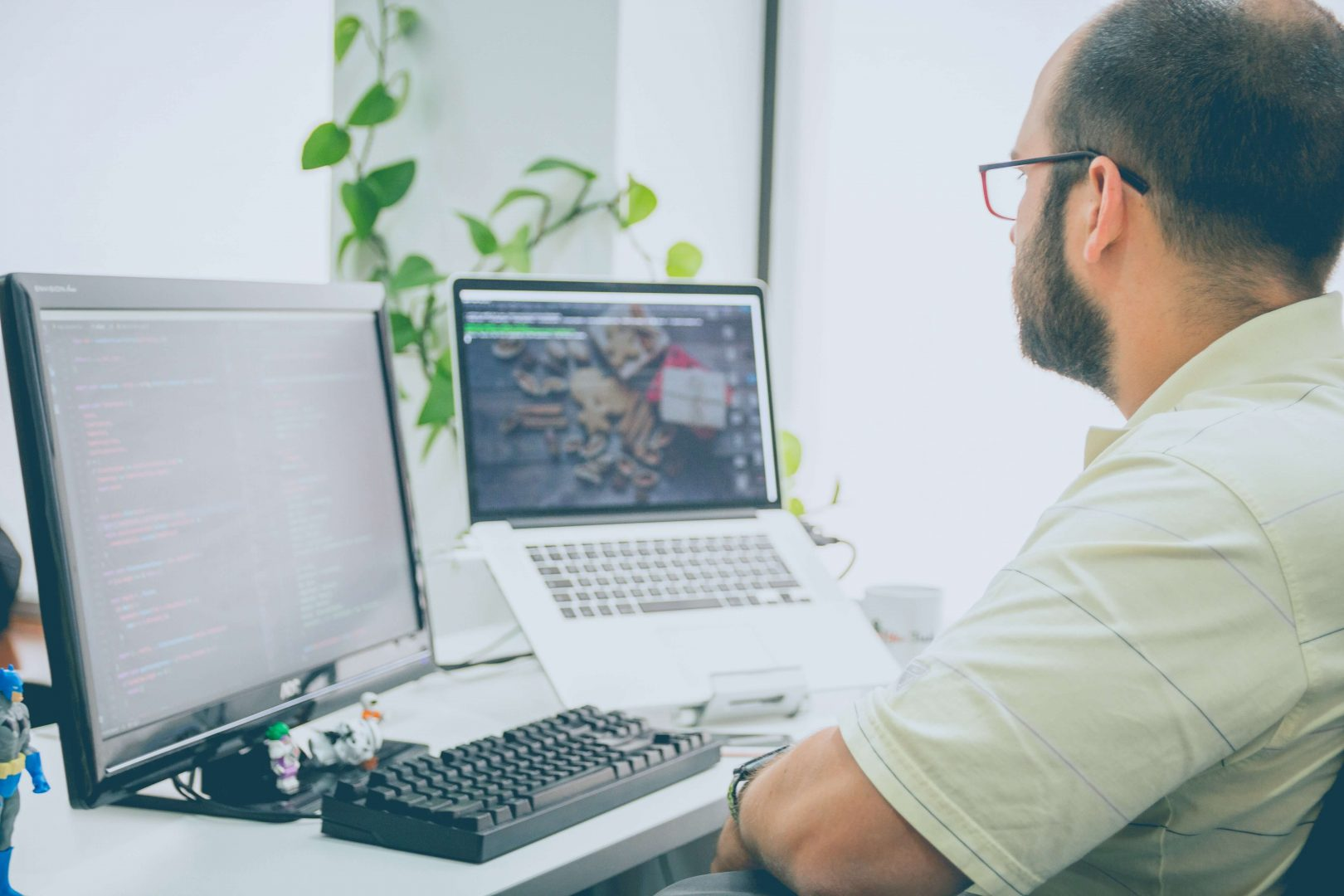 Make it clear that working remotely doesn't mean working all day.