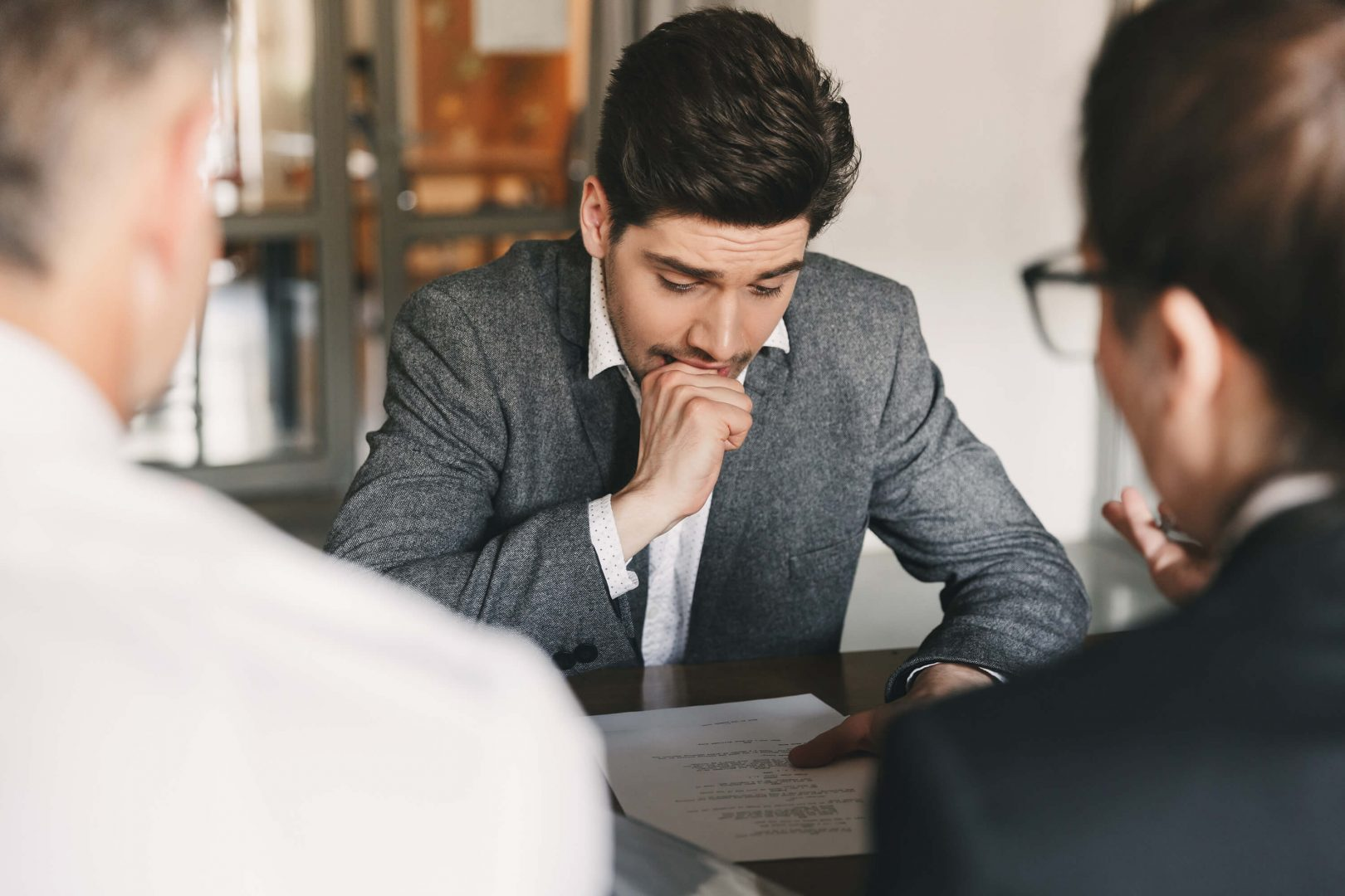 Don't be that guy who realizes his resume is all wrong in the middle of a job interview.