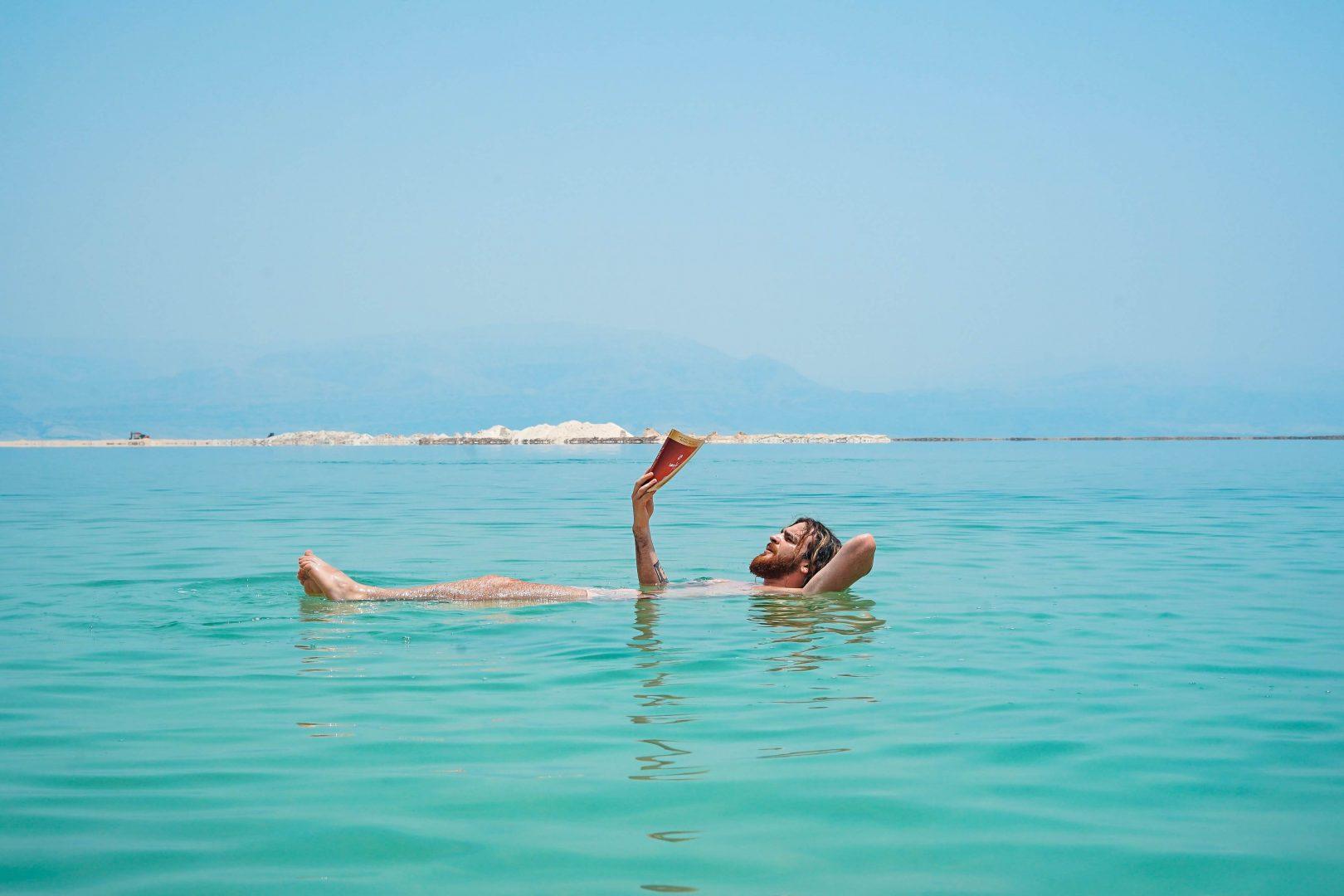 This is you bathing in that ocean of remote work (soon).