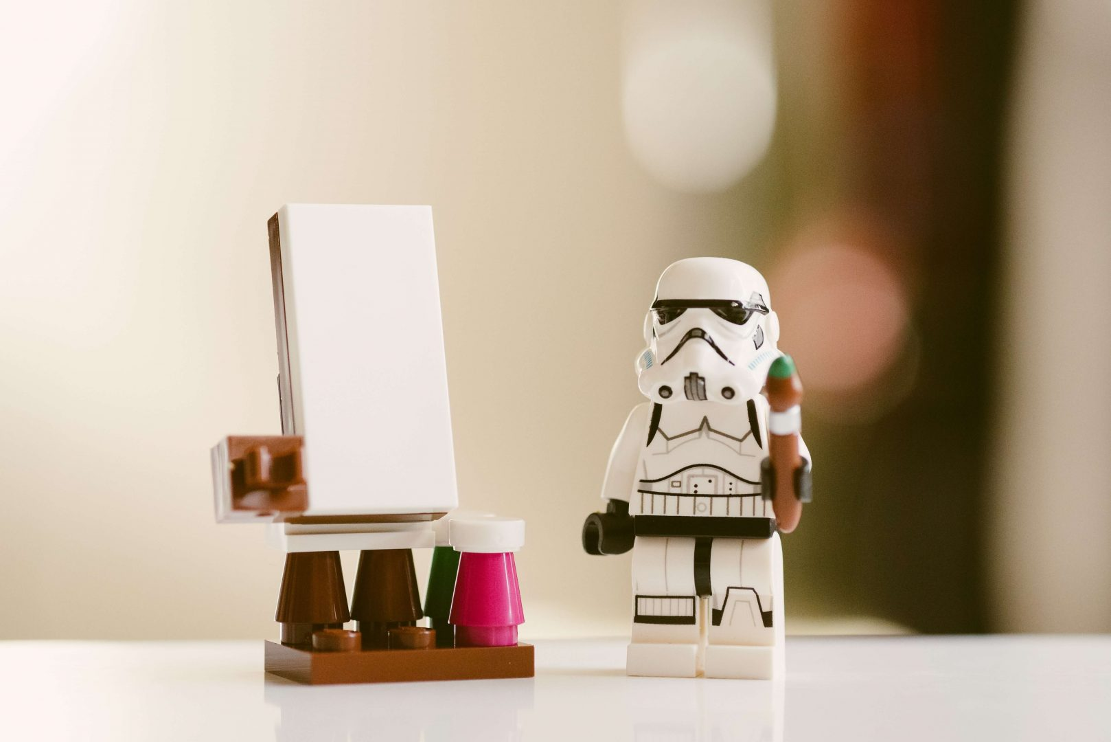 If a Lego Stormtrooper can customize his Wix website, trust me, you'll be fine.