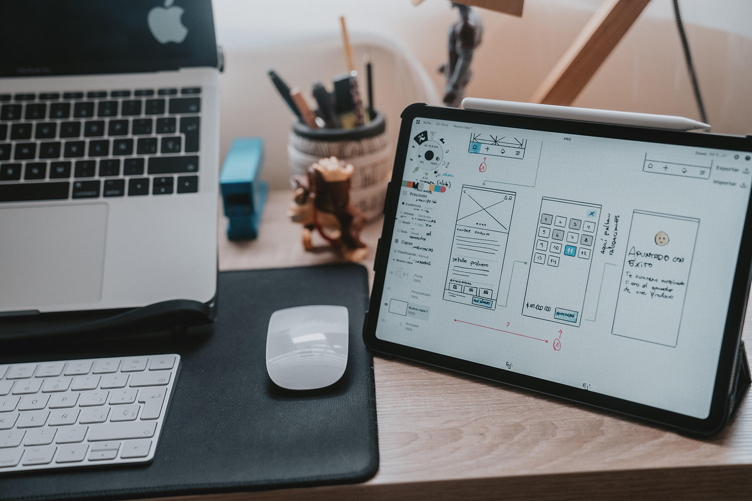 From wireframes to fully designed product, WordPress designer creates a cohesive, modern visuals for your website.