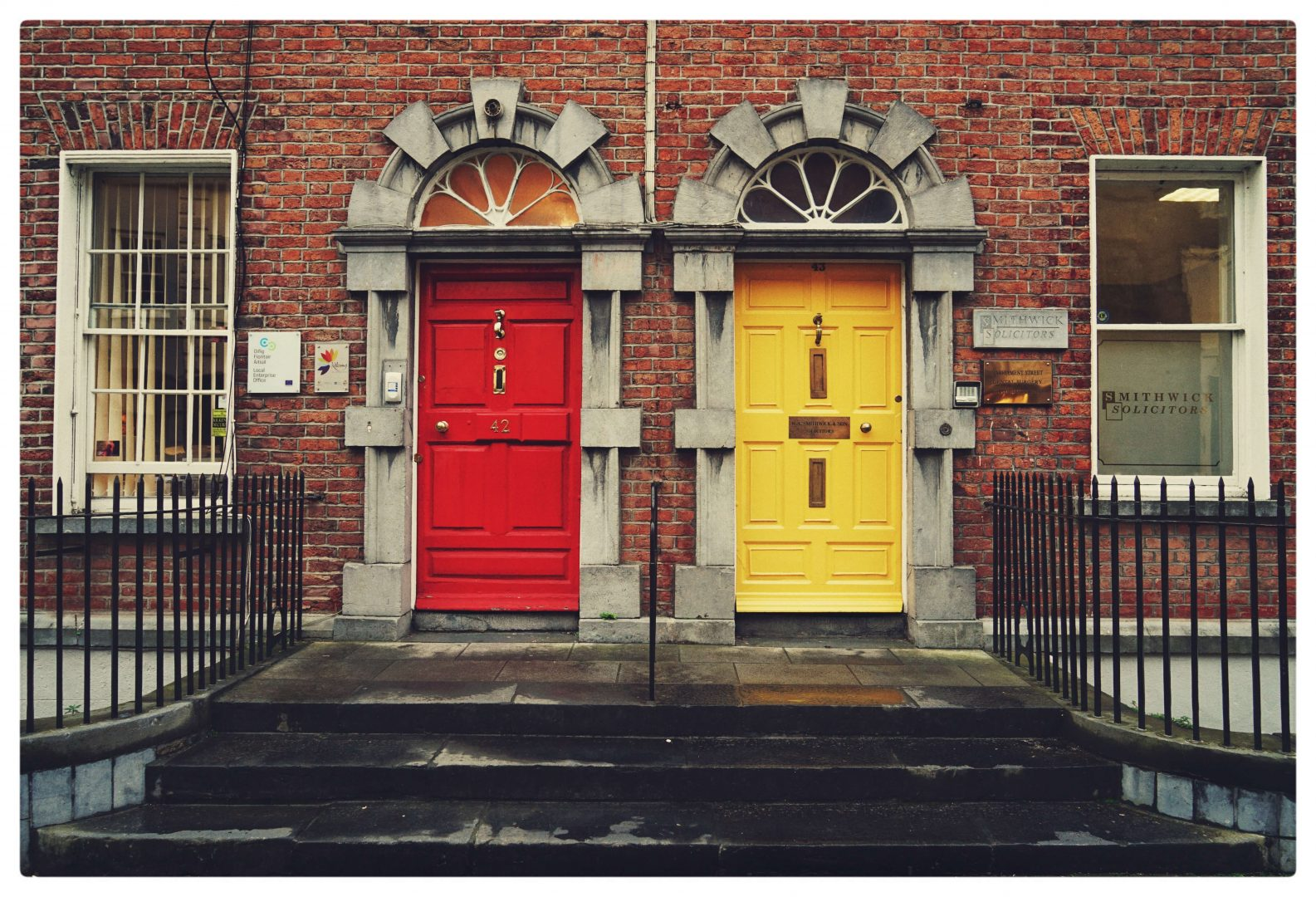 Red or yellow? A/B testing can help you decide.